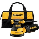 DeWalt DWE6421K 5 In Random Orbit Sander /Single Speed /H&l Pad