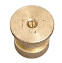 Orbit Irrigation 53217W 15 Ft Quarter Pattern Female Brass Nozzle
