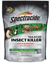 Spectricide HG-63941 Triazicide Once & Done! Insect Killer Granules 10 Lbs