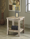 Signature Design By Ashley T500-302 Vennilux - Multi Chair Side End Table