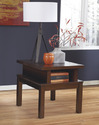 Signature Design By Ashley T641-3 Hyden Rectangular End Table