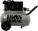 Wood Industries IHP5120H1-US Iron Horse 20 Gal 5hp Belt Drive Portable Air Compressor
