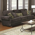 Coaster 504401 Sofa Colton Grey