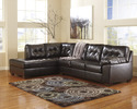 Signature Design By Ashley 2010116/67 Sectional Laf Chaise Choc