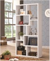 Coaster 800136 Multiple Cubed Rectangular Bookcase, White