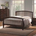 Coaster 202081Q Tia Queen Headboard & Footboard Bed