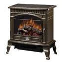 Dimplex DS5629BR Traditional Electric Stove Bronze
