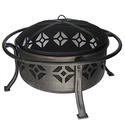 GHP Group OFW110R-1 Deep Bowl Fire Pit Sunderland