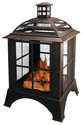 GHP Group OFW155H-1 Chesterfield Outdoor Fireplace