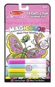 Melissa & Doug 9134 Magicolor On The Go Friends And Fun Coloring Pad