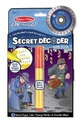 Melissa & Doug 5248 Secret Decoder Book On The Go Activity Book