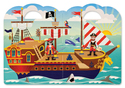 Melissa & Doug 9102 Puffy Stickers Play Set Pirate
