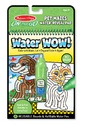 Melissa & Doug 9484 Water Wow! Pet Mazes On The Go Travel Activity