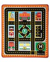 Melissa & Doug 9406 Rug Round The City Rescue