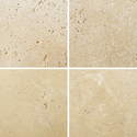 EMSER TILE T06FONTIVO36 Trav Fontane Tumbled Ivory Classic 3x6 In Natural Stone Tile