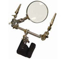 King Tools & Equipment 1510-0 Magnifying Glass Helping Hand