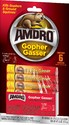 Amdro 100508233 Gopher Gasser 6/0.75 Oz Gassers