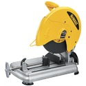 DeWalt D28715 14 In Chop Saw W/Quik-Change Keyless Blade Change System