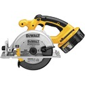 DeWalt DC390K 6-1/2 In (165mm) 18v Cordless Circular Saw Kit