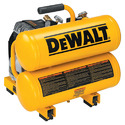 DeWalt D55151 1.1 Hp Continuous 4 Gallon Electric Hand Carry Compressor