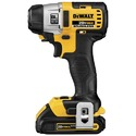 DeWalt DCF895C2 20v Max Lithium Ion Brushless 3-Speed 1/4 In Impact Driver (1.5ah)
