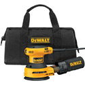 DeWalt D26453K 5 In Vs Random Orbit Sander Kit