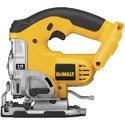 DeWalt DC330B 18v Cordless Jig Saw With Keyless Blade Change (Tool Only)