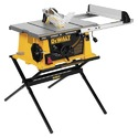 DeWalt DW744X 10 In Job Site Table Saw With Site-Pro Modular Guarding System