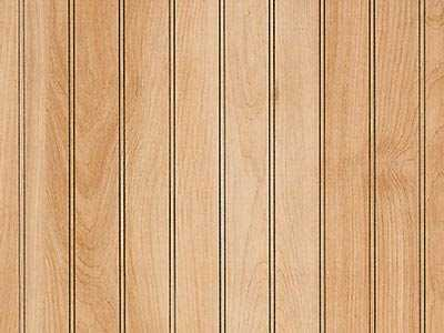 Decorative Panels Intl. 11125 Woodgrain Beaded Birch Wall Paneling ...