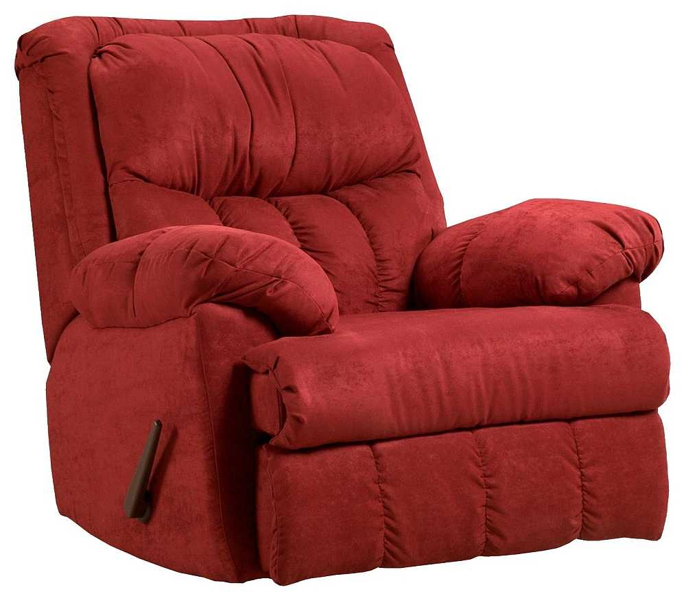 affordable furniture 2500 sensations red brick microfiber