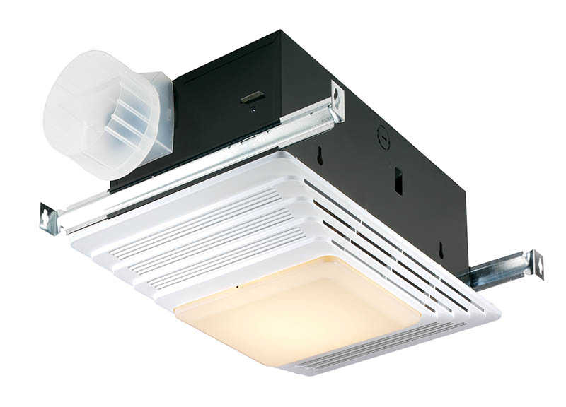 Broan-Nutone 655 70-Cfm Heater With Fan And Light At