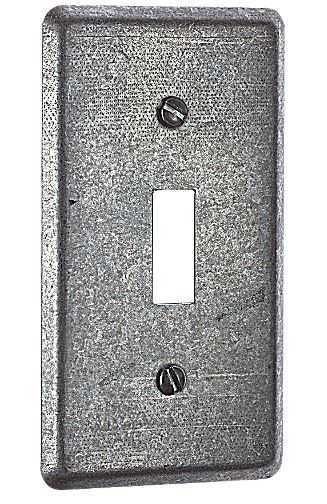 Thomas Amp Betts 58 C 30 One Gang Utility Box Cover With