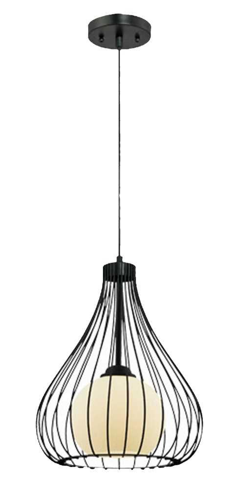 Westinghouse lighting 62051 one light adjustable pendant matte black at sutherlands - Spectacular modern pendant lighting fixtures as center of attention ...