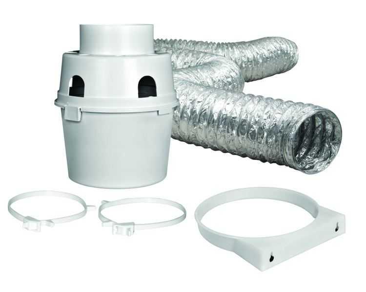 Dundas Jafine Tdidvk4 Pro Flex Indoor Dryer Vent Kit At