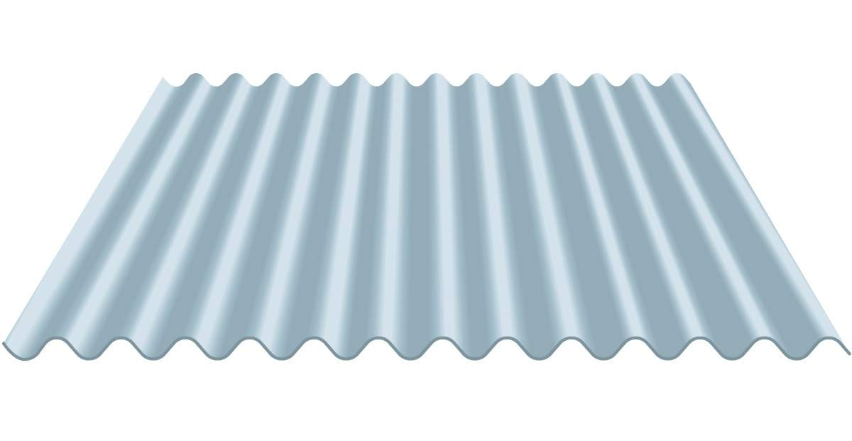American Building Components 26x 8 1 1 4 Corrugated Metal