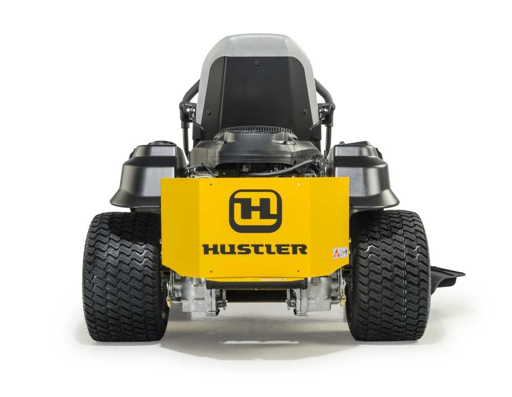Hustler Turf Equipment 936492 Raptor Limited 52 Inch 23 Hp
