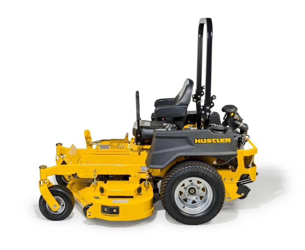 Hustler Turf Equipment 936286 X One 60 Inch 27 Hp Zero