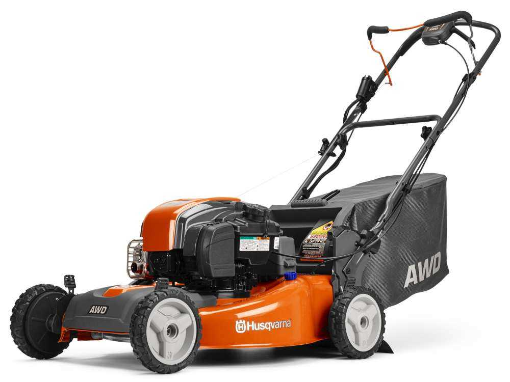 Husqvarna 961430120 725 Exi Series 22 Inch Self Propelled