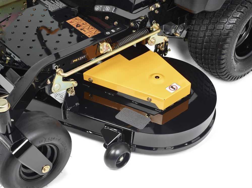 Poulan Pro P61zxt Pro Series 61 Inch 26 Hp Zero Turn Mower