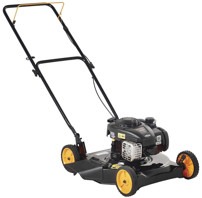 Poulan Pro 961120130 450e Series 20 Inch 4 5 Hp Manual Push Mower At Sutherlands