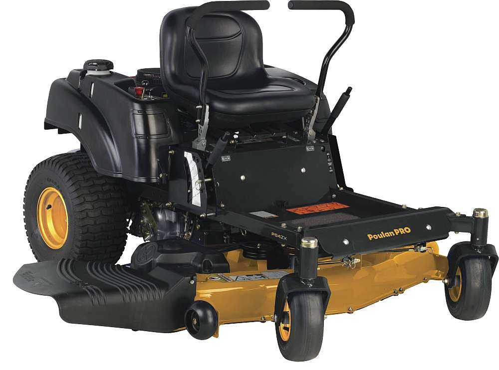 Poulan Pro 967331001 Professional Series 54 Inch 24 Hp