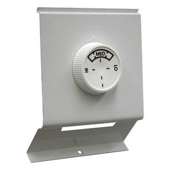 Wall Mount Heater With Thermostat : Fahrenheat md r double pole wall mount thermostat at