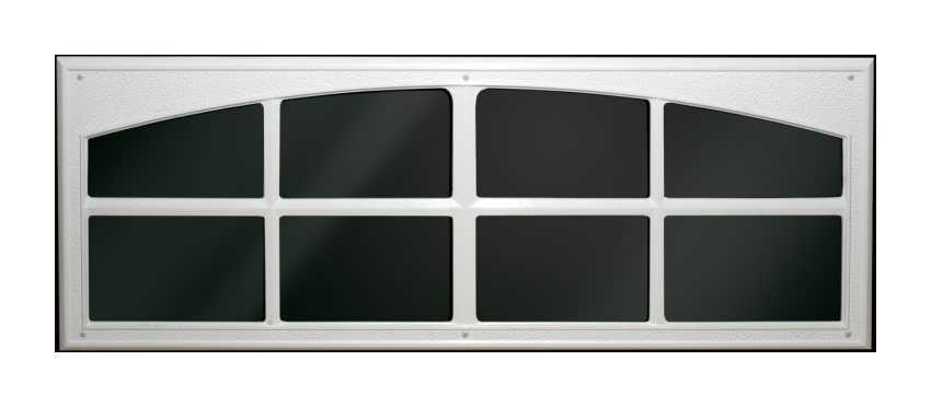 Lacks Coach House Accents Ap143199 Decorative Garage Door Window Kit