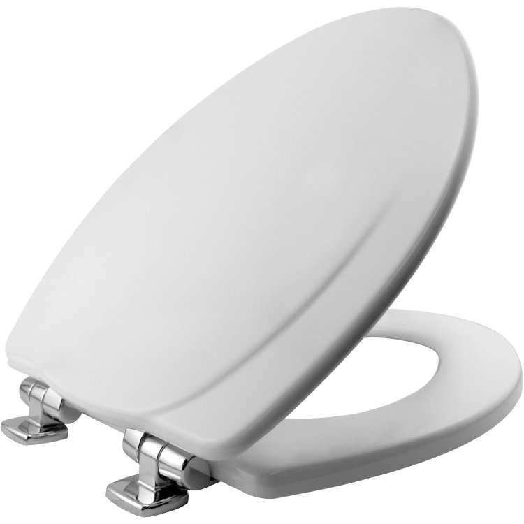 Gallery of mayfair elongated toilet seat