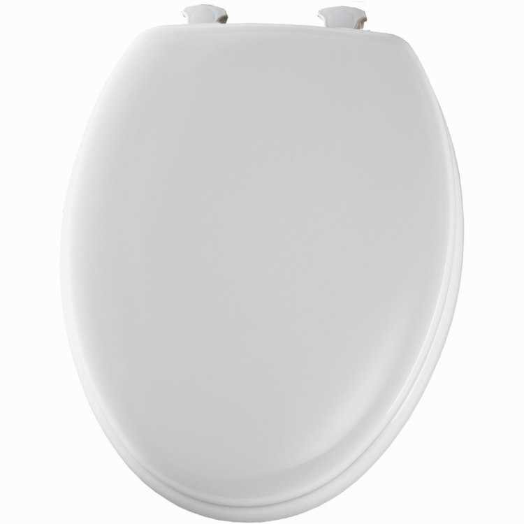 Mayfair Bemis 144ec 000 Elongated Molded Wood Toilet Seat