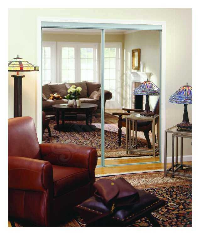 Home decor innovations mirror door