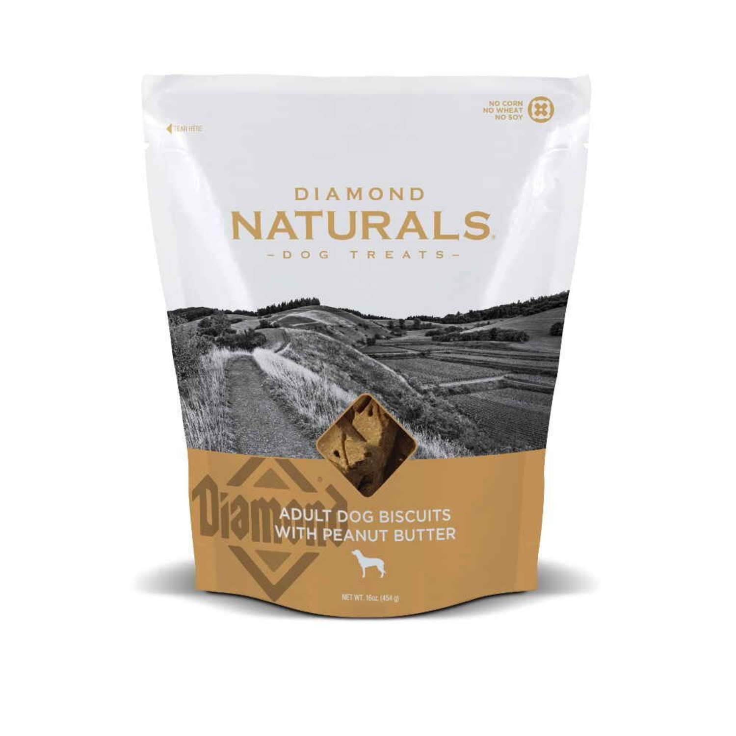 Where Is Diamond Naturals Dog Food Made