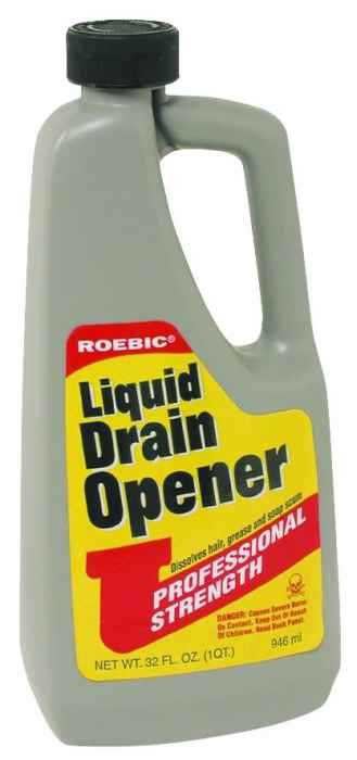 Roebic Laboratories Pdo Qt Pro Drain Cleaner At Sutherlands