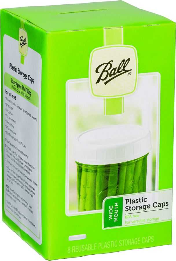 Jarden home brands 37000 wide mouth plastic storage caps for Jarden stock