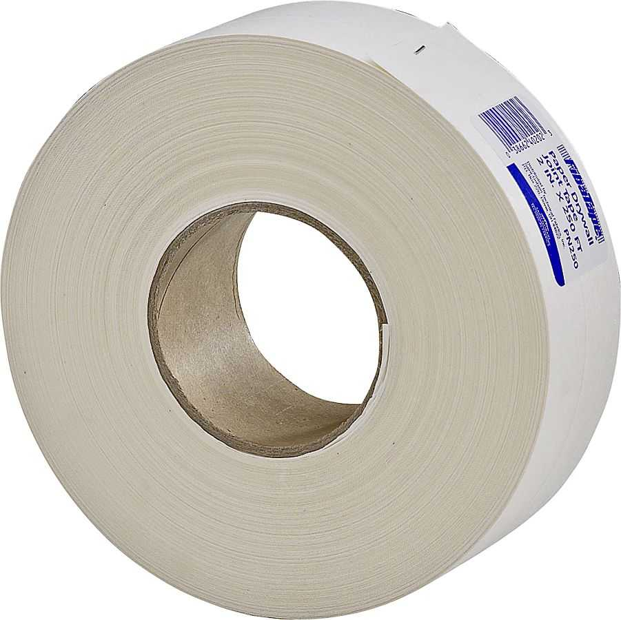 Types Of Drywall Tape : Saint gobain adfors pn inch foot fibatape paper